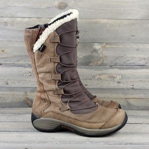 Merrell Waterproof Opti-Warm Insulated Boots 8.5